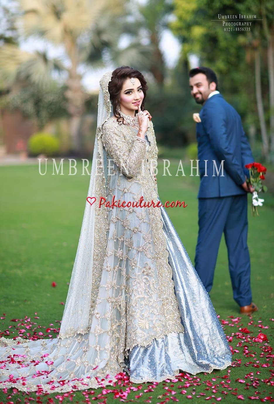 Pakistani Branded Wedding Dresses