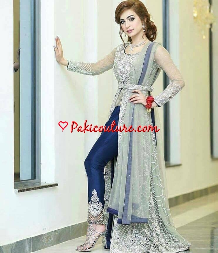 Maxi dress pakistani