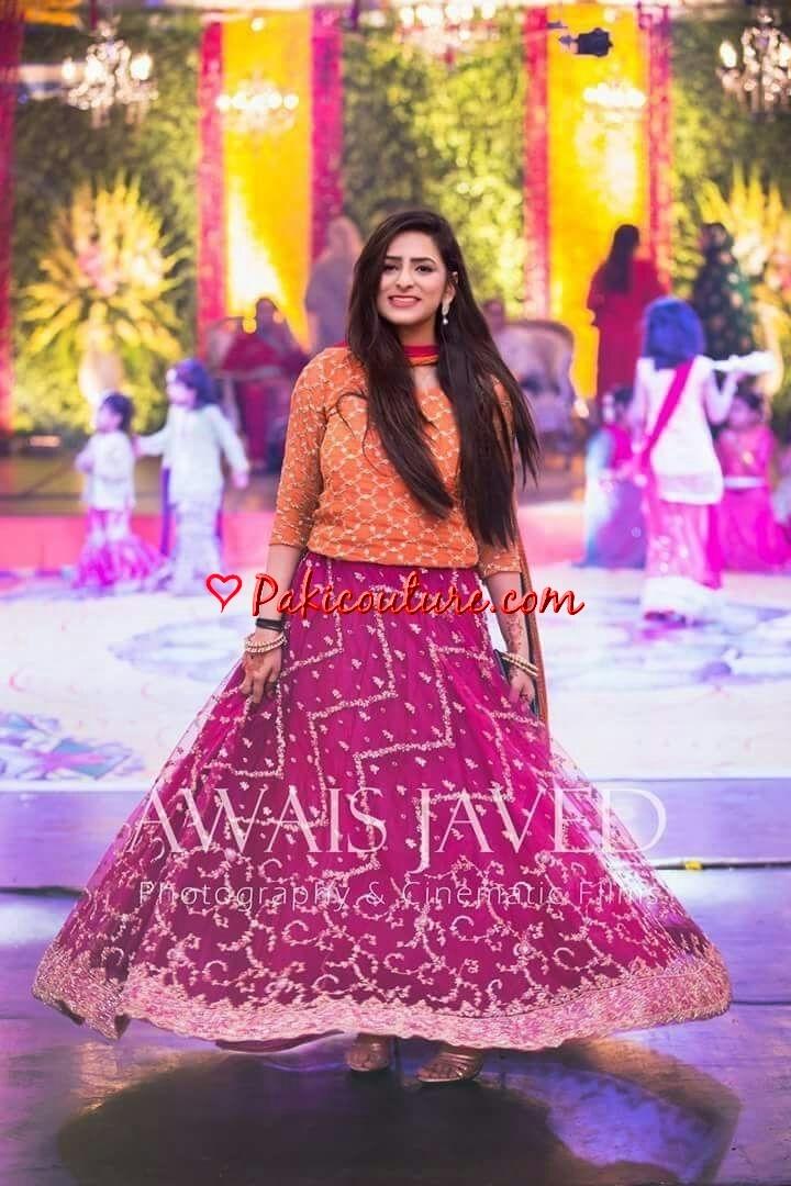 Mehndi dresses 4 dulhan pictures
