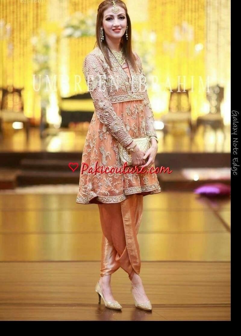 Fantastisch Pakistanisch Partykleider Online Ideen - Brautkleider ...