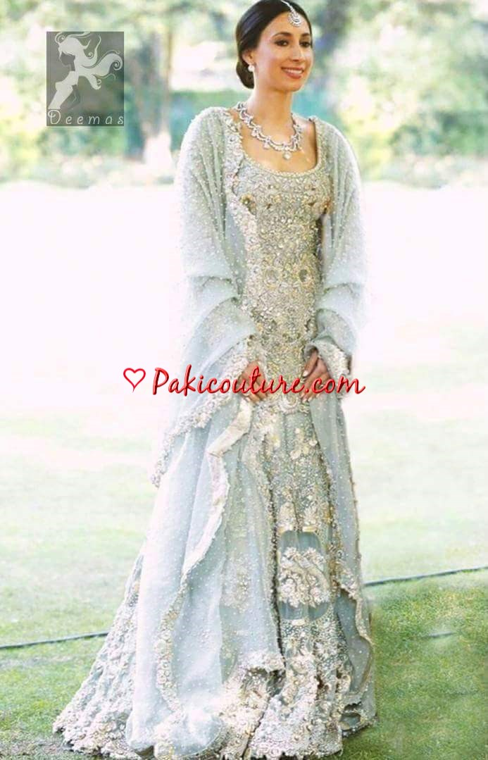 c16af96c1d0 Pakistani Bridal Wear   Wedding Dresses 2018