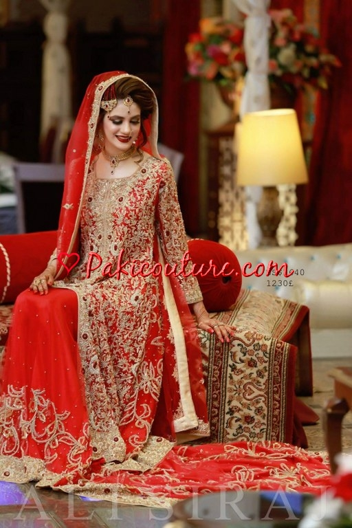 Bridal Wear Collection! Pakistani Bridal and Wedding Dresses