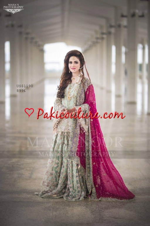 a9aa41c5e7 Bridal Wear Collection! Pakistani Bridal and Wedding Dresses by ...