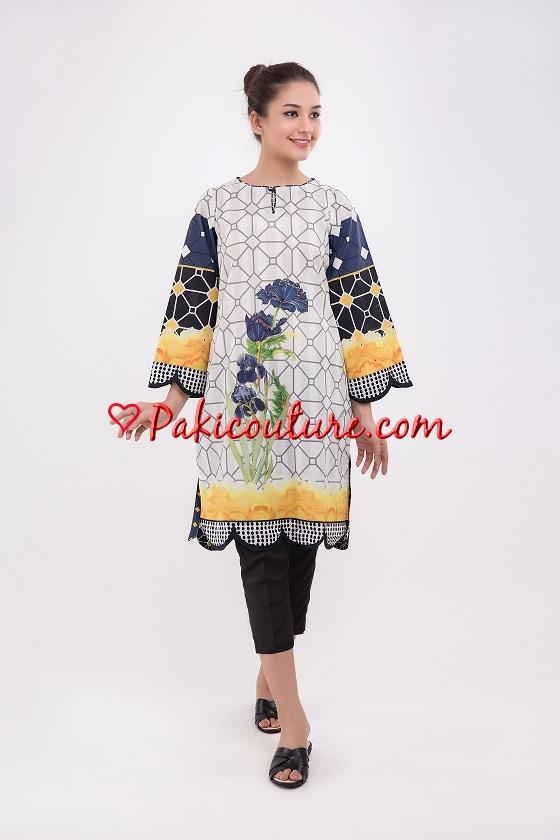 99a90738bf Dhanak Casual Pret Collection 2019 Shop Online | Buy Pakistani ...