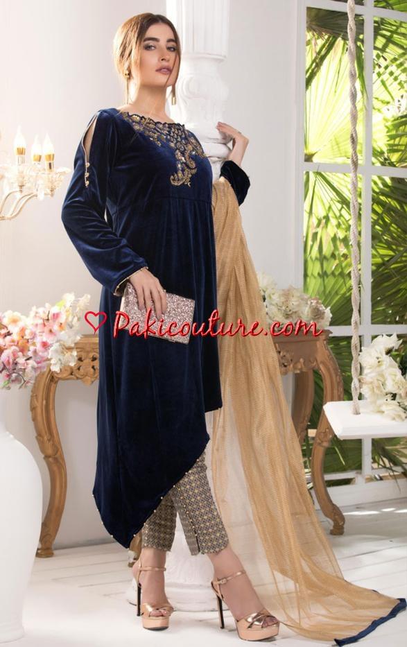 Readymade Dresses For Eid Vol1 2019 Designer Pret Shop