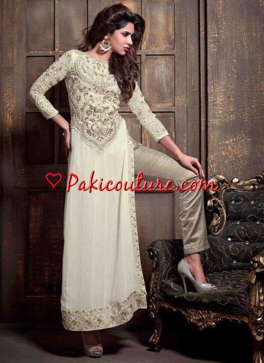 e2c45a050 Eid-Ul-Azha Dresses PartyWear Collection 2015 at Pakicouture.com ...