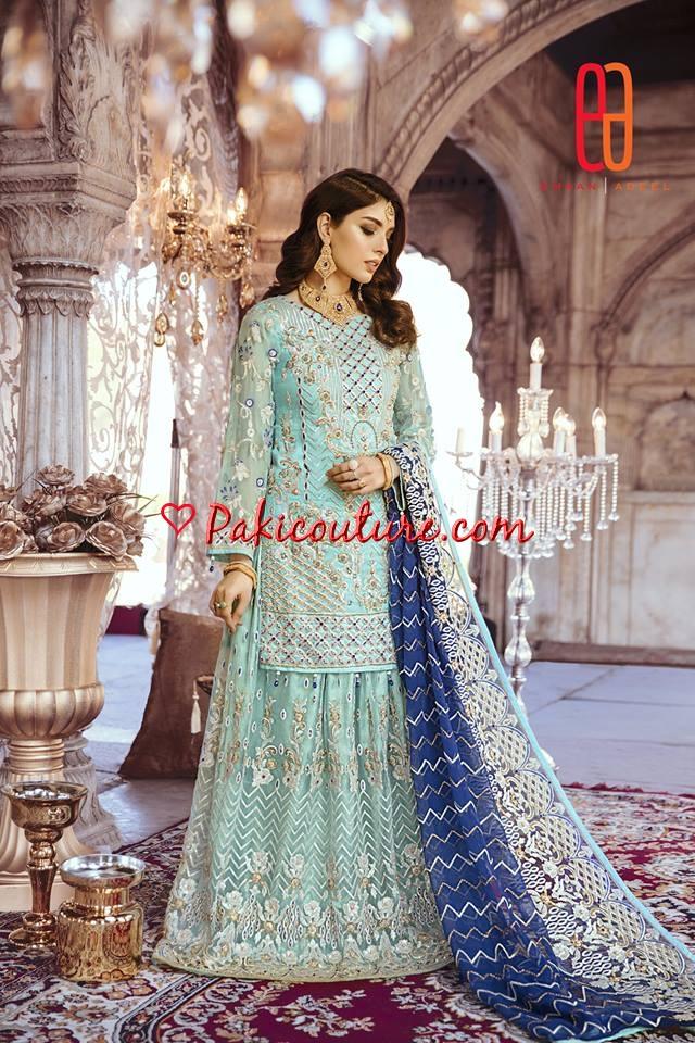 16b1f06aed Emaan Adeel Bridal Collection 2019 | Buy Pakistani Fashion Dresses ...