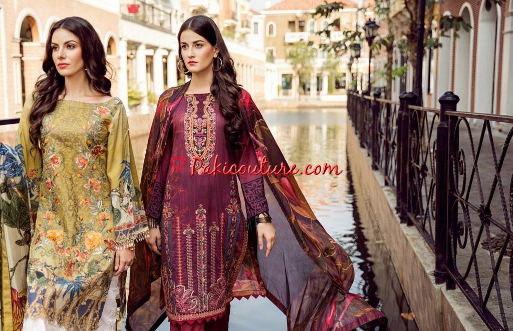 bf38a747e3 Iznik Premium Summer Lawn Collection 2019   Buy Pakistani Fashion ...