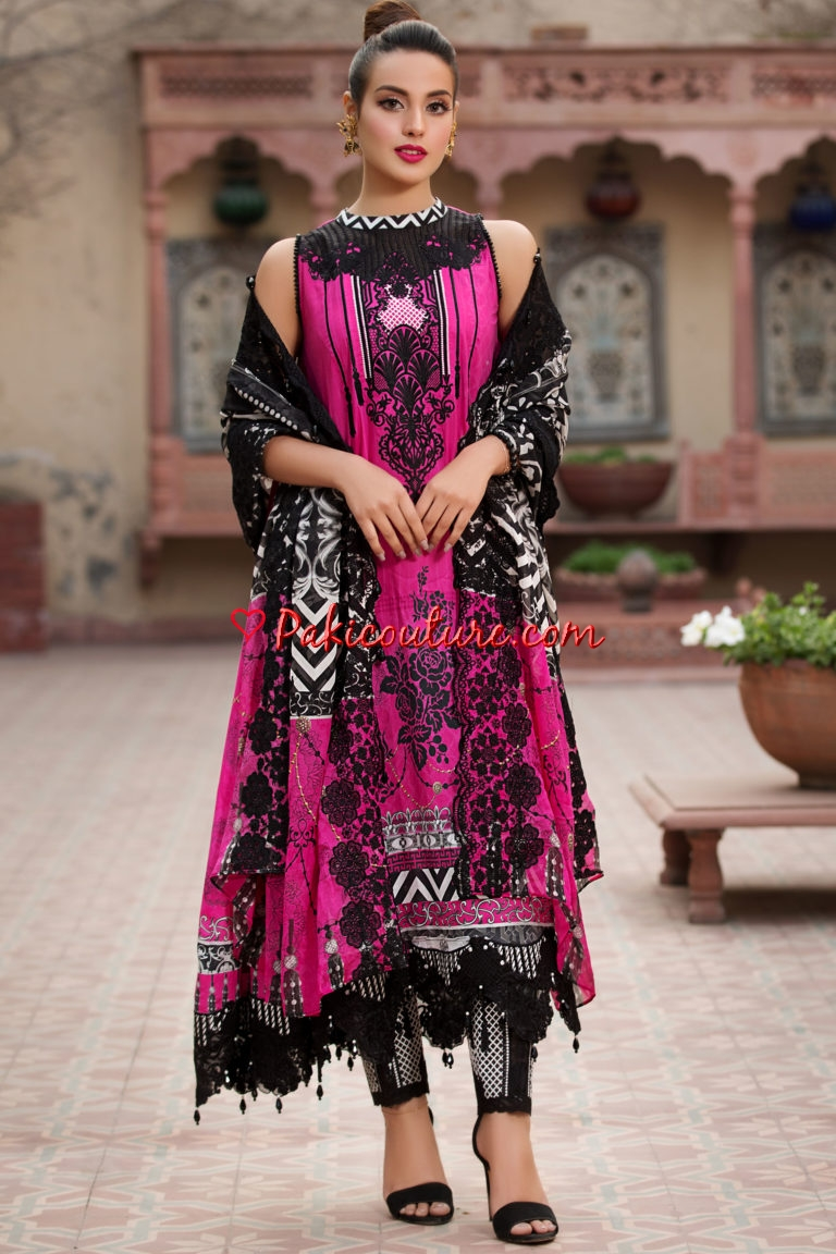 54931d94d1 Kross Kulture Luxury Embroidered Summer Lawn 2019 Shop Online | Buy ...