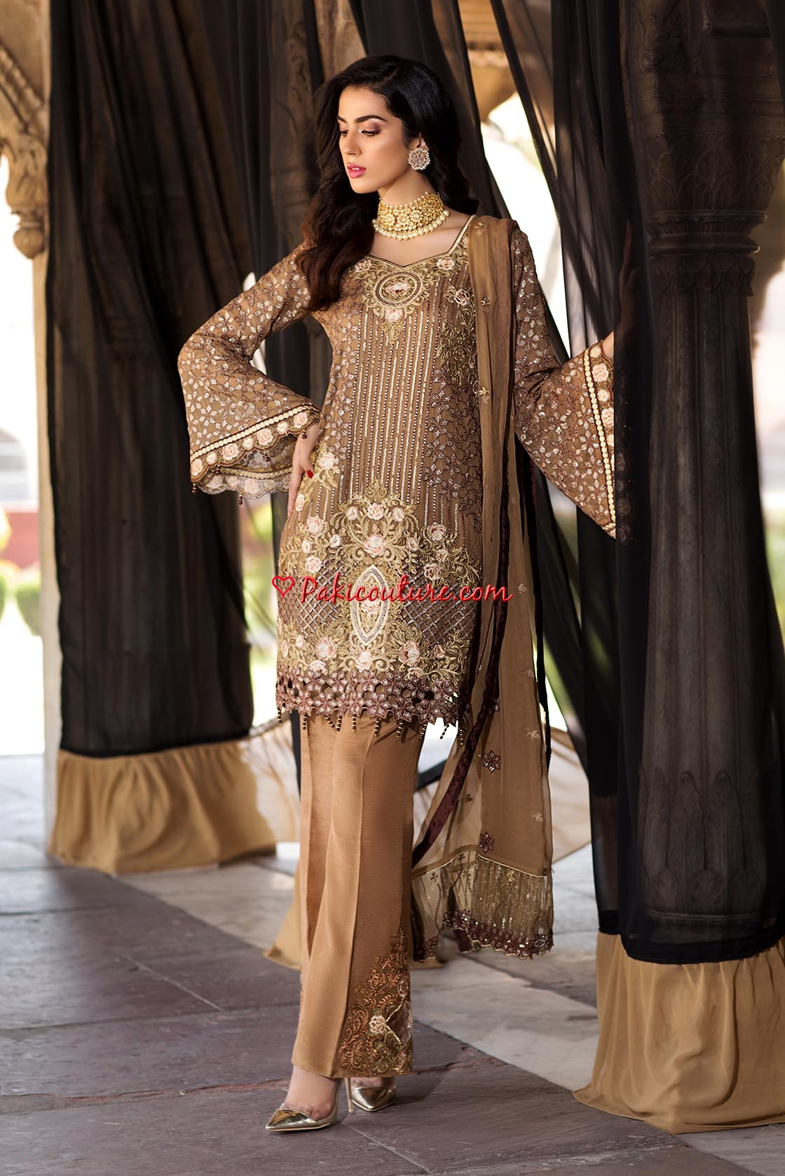 c8b9389737 Maryam's Premium Chiffon Volume-III Eid Collection 2019 Shop Online ...
