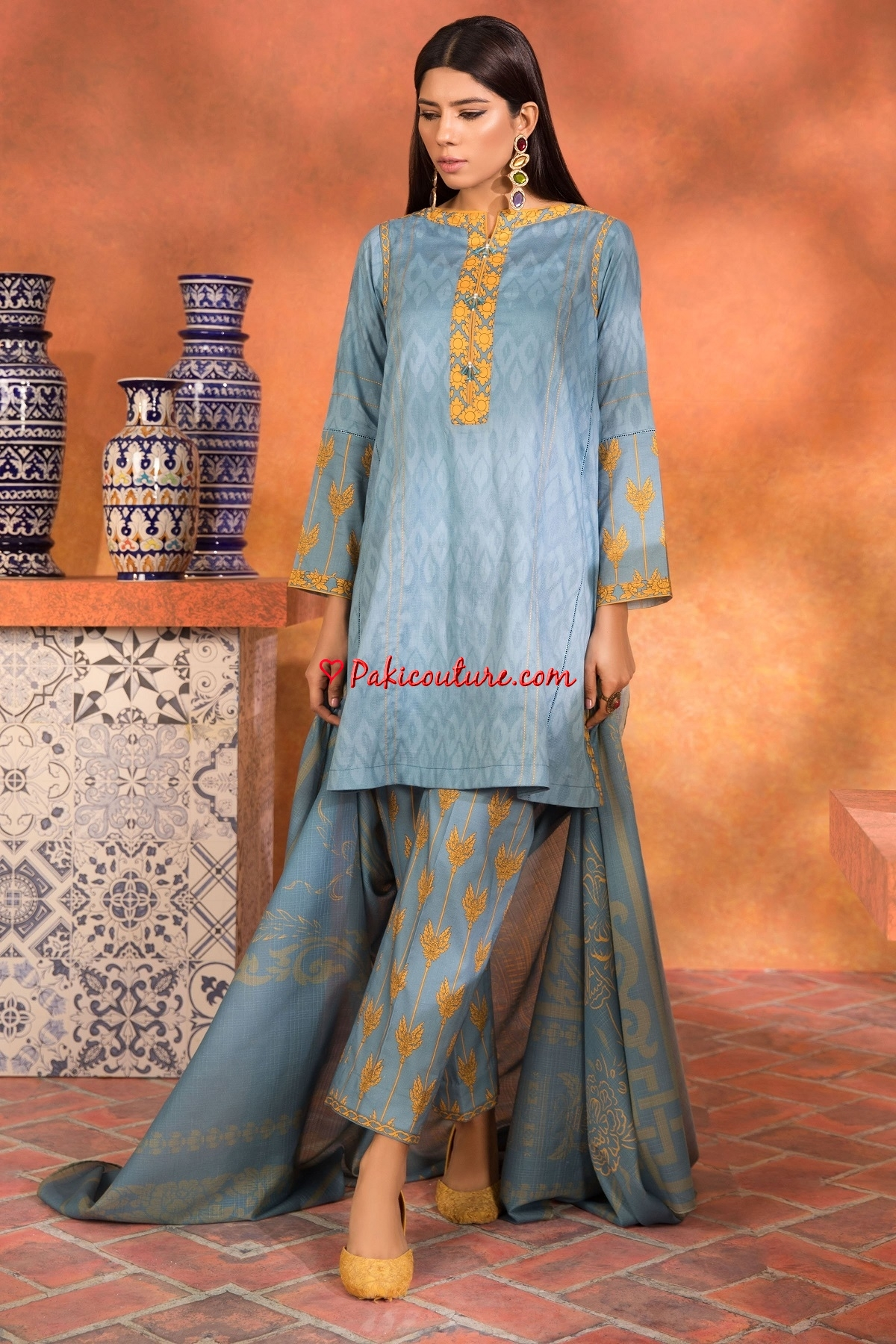 Sapphire Summer Lawn Volume II 2019 Shop Online | Buy Pakistani