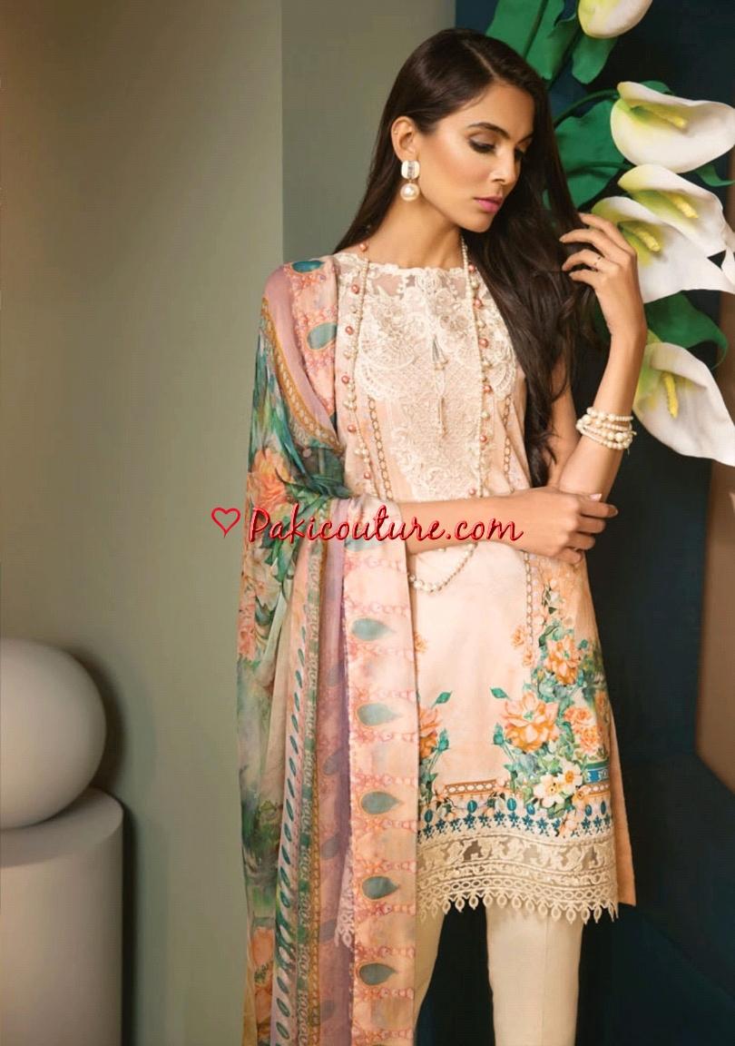 cf1a3868d6 Viva Anaya Spring Summer Lawn 2019 by Kiran Chowdhry Shop Online ...